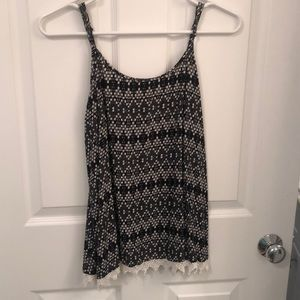 Patterned Mossimo Tank top